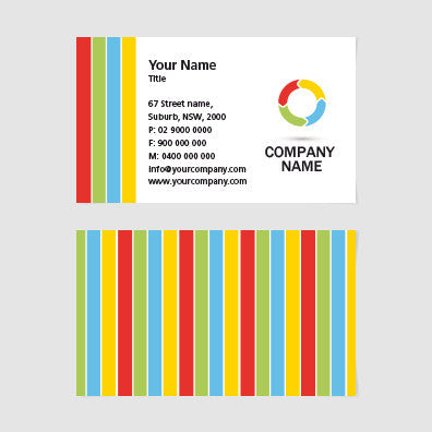 Business Card B100214