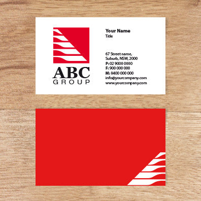Business Card B100227