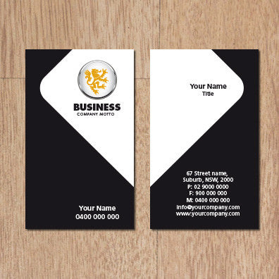 Business Card B100228