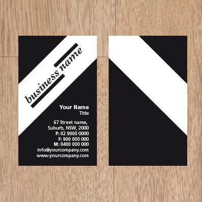 Business Card B100237