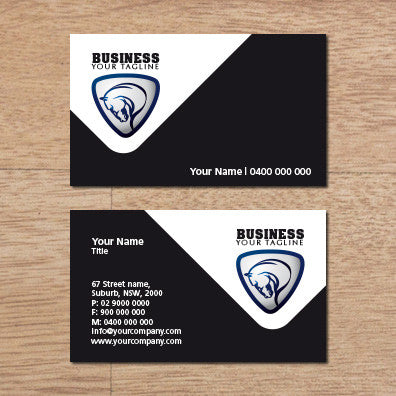 Business Card B100238