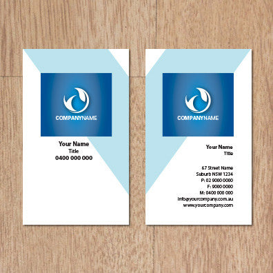 Image of business card design  B100251