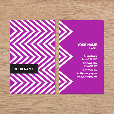 Business Card B100256