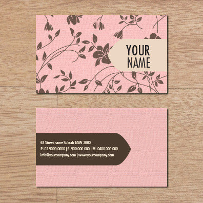 Image of business card design B100258