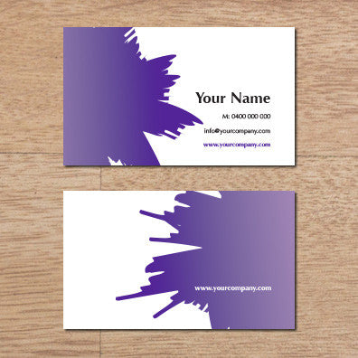 Image of business card design B100260