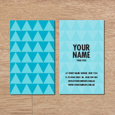 Image of business card design B100263