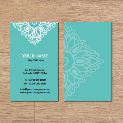 Image of business card design B100265