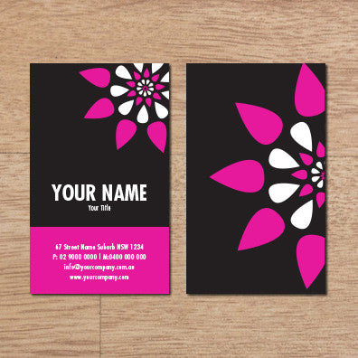 Image of business card design B100268