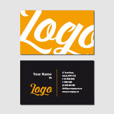 Business Card B100270