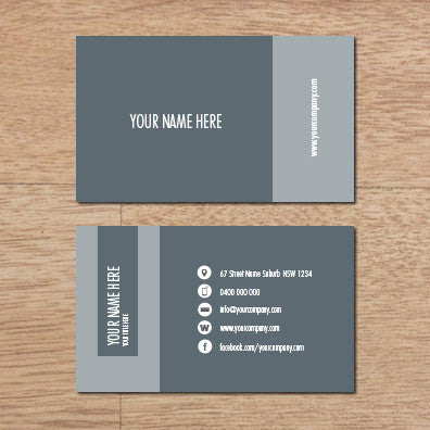 Business Card B100273