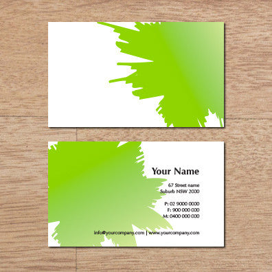 Image of business card design B100275
