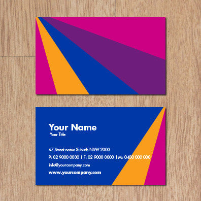 Business Card B100285