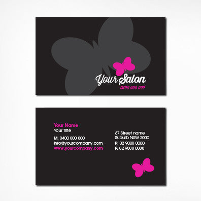 Image of business card design B100313