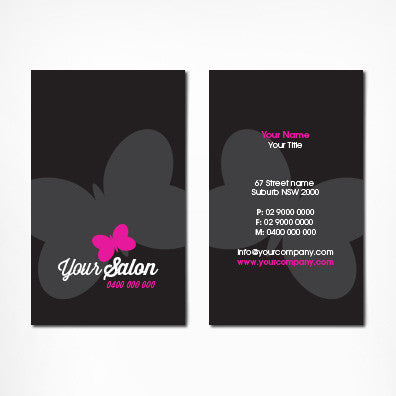 Image of business card design B100314