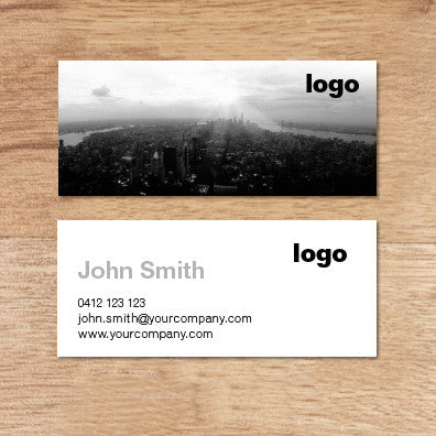 Image of business card design B100951