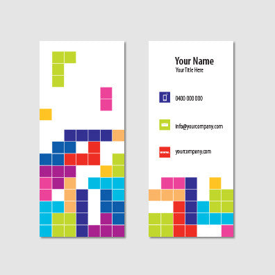 Image of business card design B100952