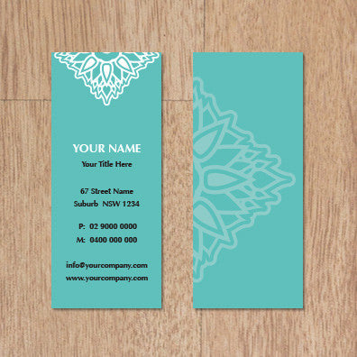 Image of business card design B100953