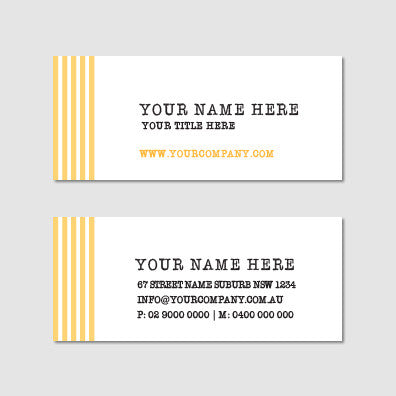 Business Card B100958