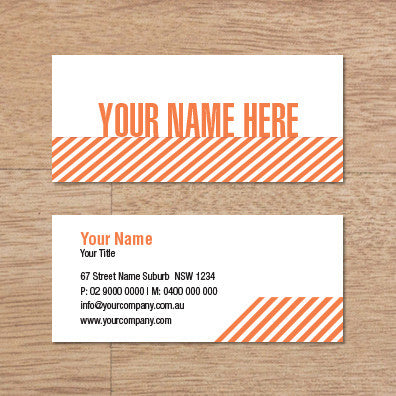 Business Card B100960