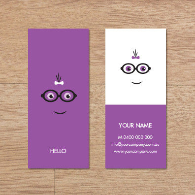 Image of business card design B100963