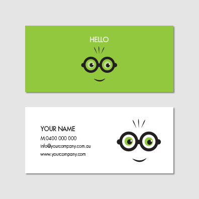 Image of business card design B100964