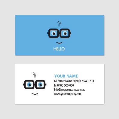 Image of business card design B100965