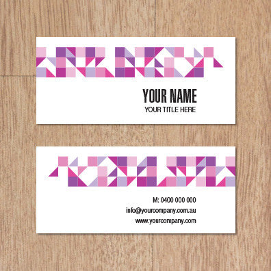 Image of business card design B100969
