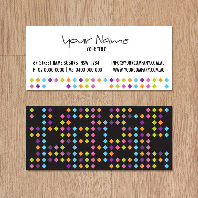 Image of business card design B100972