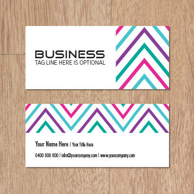 Image of business card design B100973