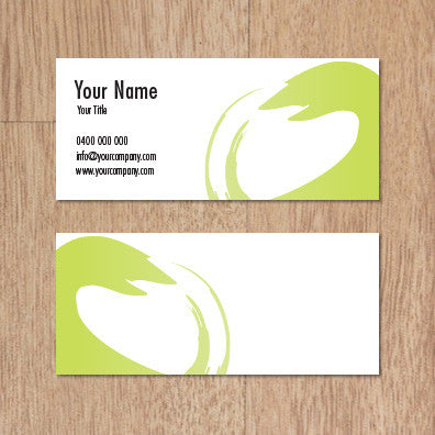 Image of business card design B100974