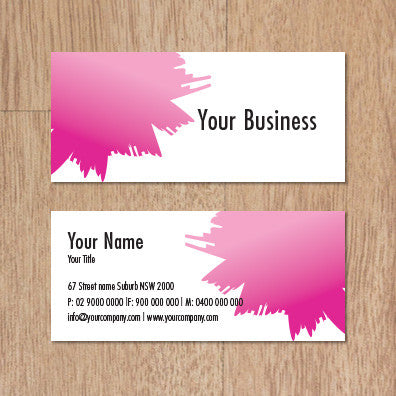 Image of business card design B100975