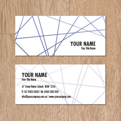 Image of business card design B100977