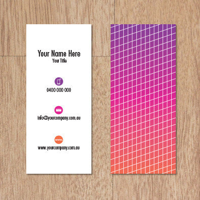 Image of business card design B100980