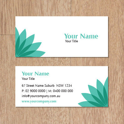 Image of business card design B100983