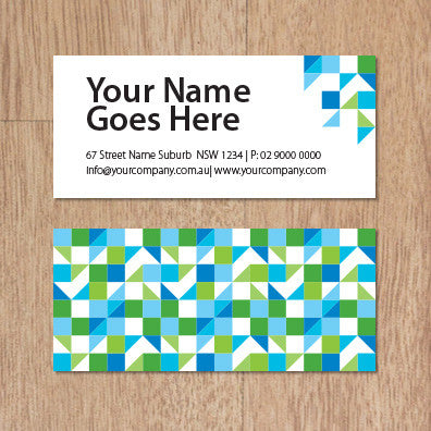 Image of business card design B100985