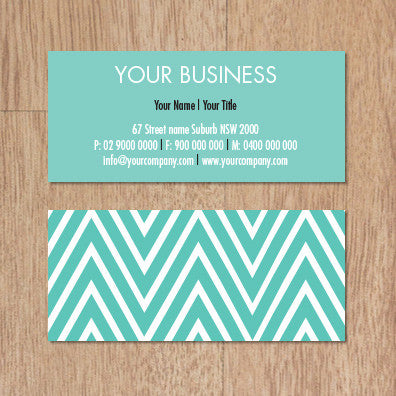 Image of business card design B100986