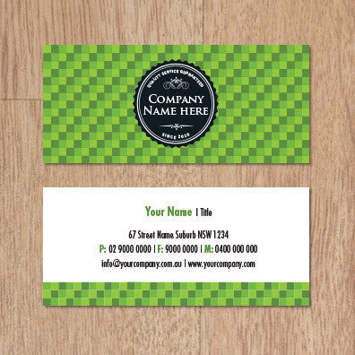 Image of business card design B100987