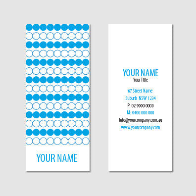 Business Card B100996