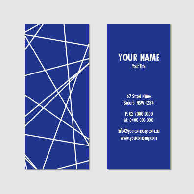 Image of business card design B100998