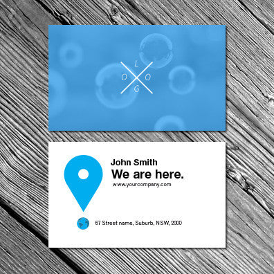Image of business card design BF15112299-2