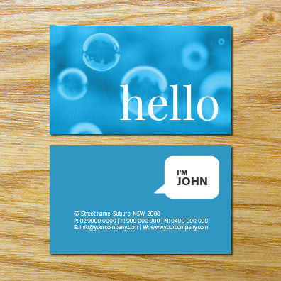 Image of business card design BF15112299-4