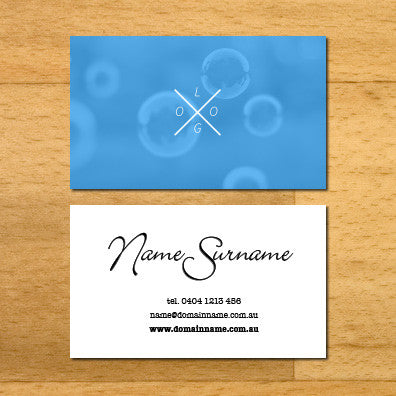 Image of business card design BF15112299