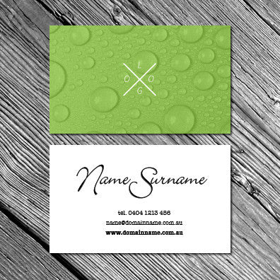 Image of business card design BF2854303-2