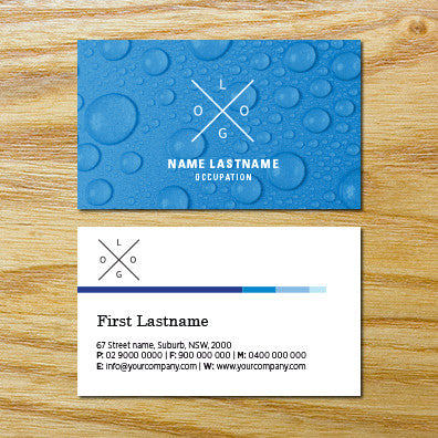 Image of business card design BF2854303-7
