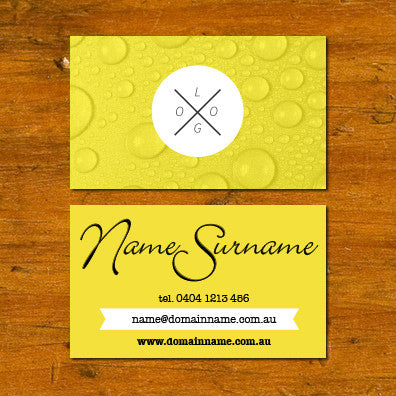 Image of business card design BF2854303