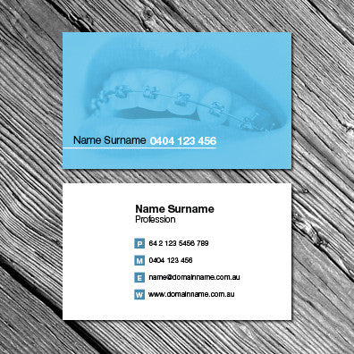 Image of business card design BF34145602-1