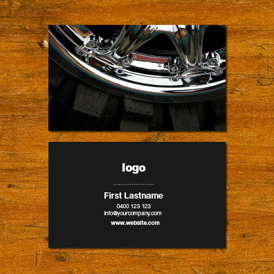 Image of business card design BF3450851-2