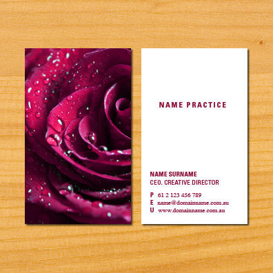 Image of business card design BF35224231-1