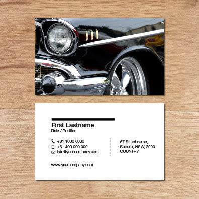 Image of business card design BF4116471