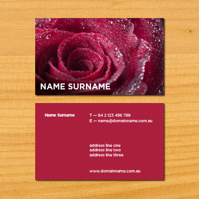 Image of business card design BF44207269-2